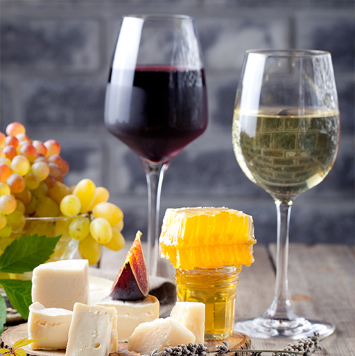 Our Wine and Cheese Gift Ideas for Friends